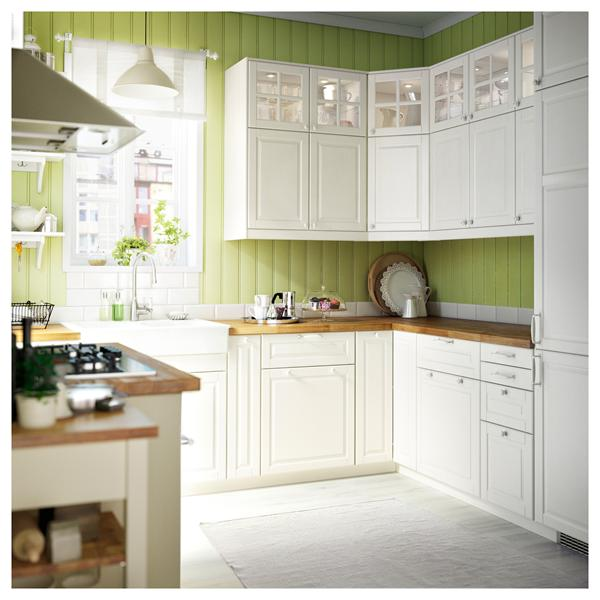 Ikea Kitchen Bodbyn Off White: IKEA Business Slependen